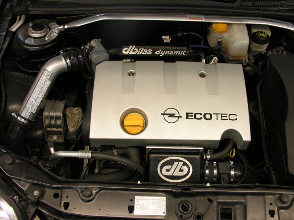 Turbolader System Maxi Edition Opel 1,8 16V Z18XE