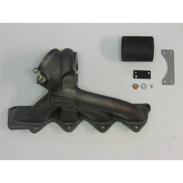 Turbo-Abgaskrümmer mit Abgasgehäuse für den K16 Lader Opel Z20LEx