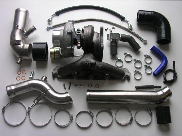 Turbo Kit zum Aufrüsten VAG 2,0 TFSI mit EFR 6258