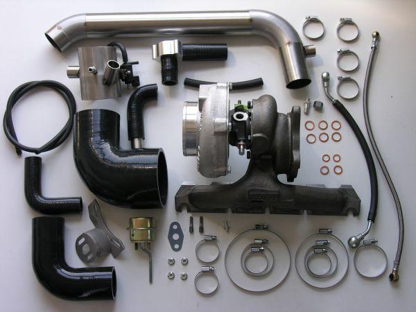 Turbo Kit zum Aufrüsten VAG 2,0 TFSI mit GTX3076R
