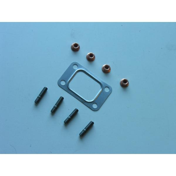 Dichtung für Turbolader mit T25 & T28 Flansch inkl. Stehbolzen und Muttern