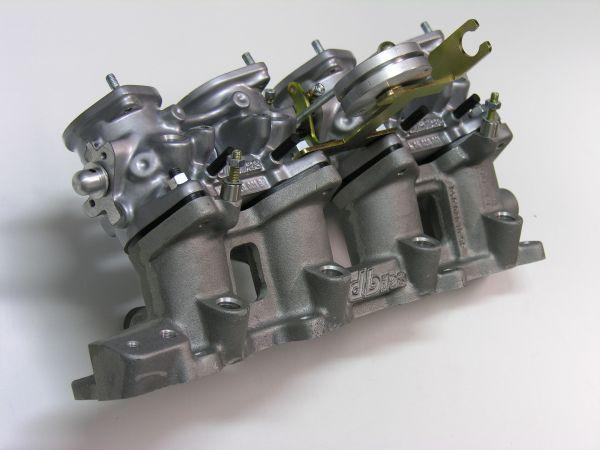 Rennsport Einzeldrosseleinspritzanlage Opel Corsa 1,6 8V 72kW C16SE / C16SEI / E16SE