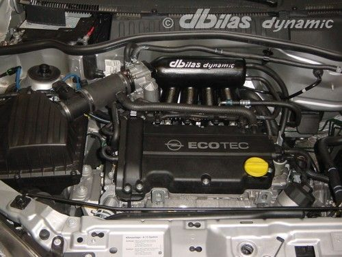 Flowtec Saugrohr Opel Astra G, Corsa C 1,2 16V 55kW Z12XE