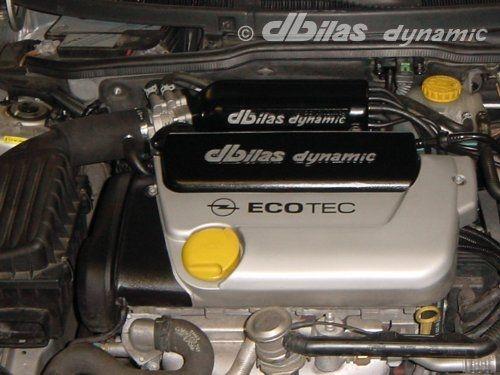 Flowtec Saugrohr Opel Corsa B 1,6 16V 80kW C16XE