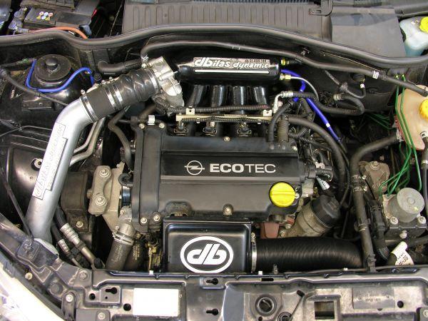 Turbolader System Maxi Edition Opel Astra G, Corsa C, Meriva A, Agila A 1,2 16V Z12XE