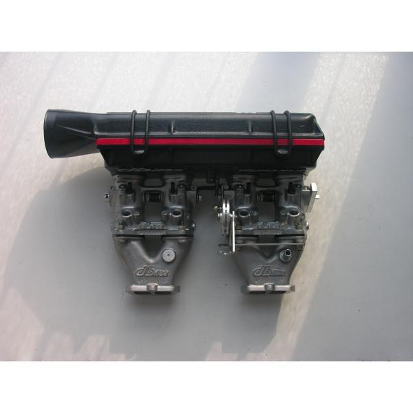 Einzeldrosselklappen- Einspritzung Opel 2,0 8V CIH