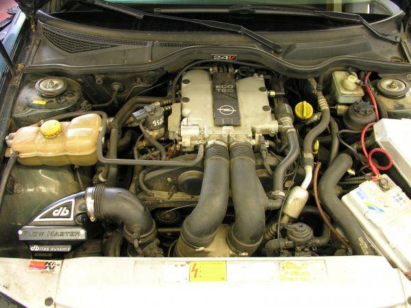 FlowMaster Kit Opel Omega B X20SE, X20XEV, Z22XE, X25XE, X30XE