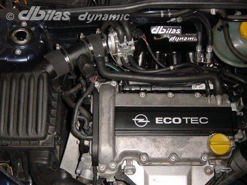 Flowtec Saugrohr Opel Agila A, Astra G, Corsa-B 1,2 16V 48kW X12XE