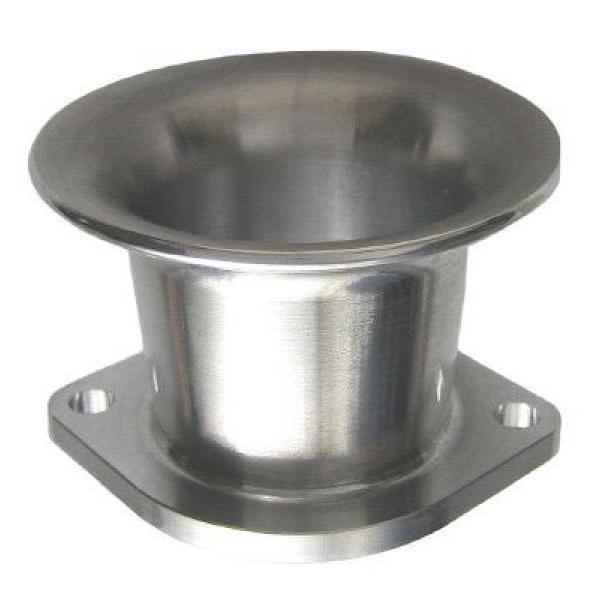 Ansaugtrompete Ø=40 / L=60 mm mit Schraubflansch
