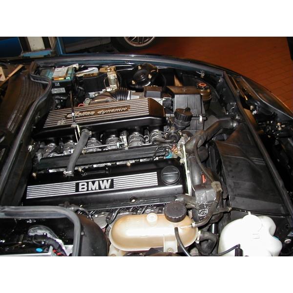 Einzeldrosselklappen- Einspritzung BMW E30 / E34 2,0-2,7 12V M20