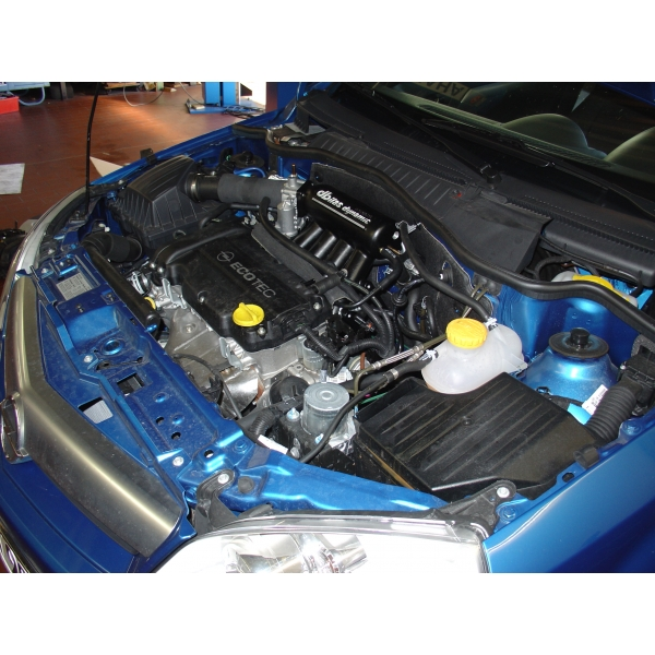 Flowtec Saugrohr Opel Astra H, Corsa C, Tigra TwinTop 1,4 16V 66kW Z14XEP