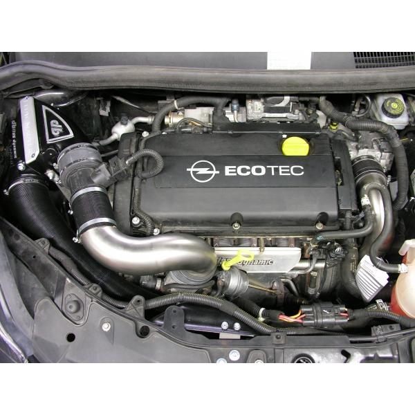 Verbindungsrohr Lader Flowmaster Corsa D 1,6 Turbo