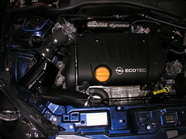 Flowtec Saugrohr Opel Meriva A, Tigra TwinTop, Corsa C 1,8 16V 92kW Z18XE