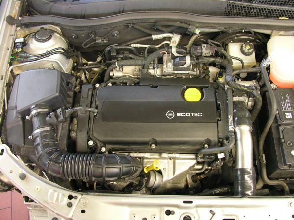 Ladeluftkühler Kit Opel Astra H Z16LET mit TÜV