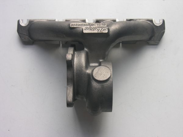 Turbo-Abgaskrümmer mit Abgasgehäuse A/R 0.64 für VAG 2,0 TFSI