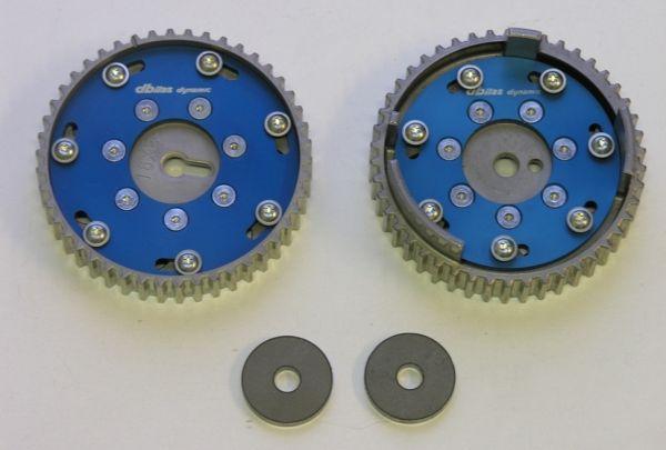 Umbau der original Nockenwellenräder Opel X14XE/X16XE/X16XEL