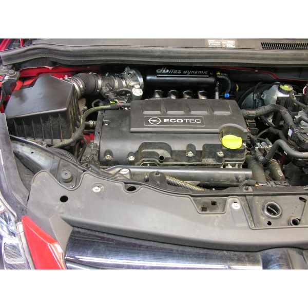 Flowtec Saugrohr Opel Corsa D, Astra J 1,4 16V 64kW A14XEL