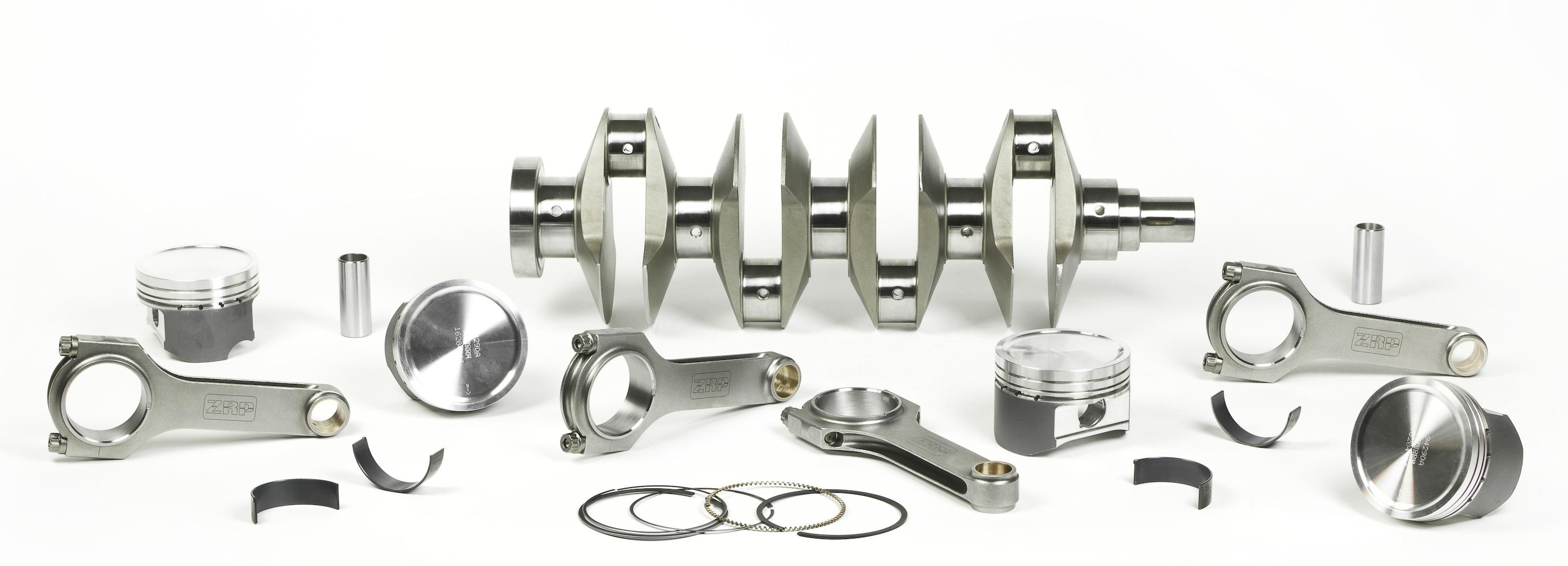Stroker Kit for Nissan SR20 DE/DET Conversion to 2 2Ltr