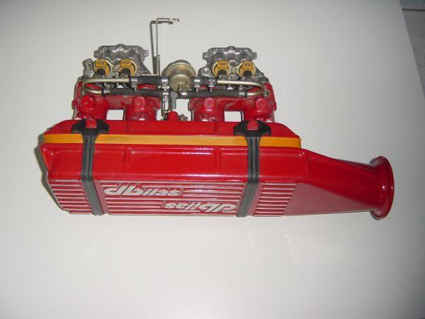 Einzeldrosselklappen- Einspritzung Opel 2,2 - 2,4 8V CIH