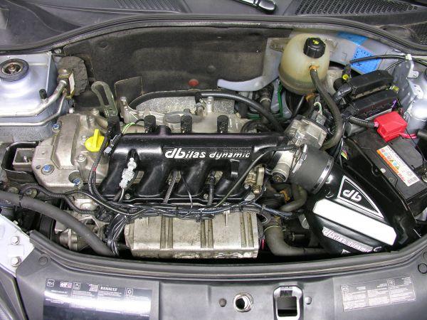 Flowtec Saugrohr Renault Clio 1,4 16V 55kW K4J