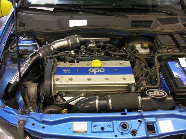 Turbolader System Maxi Edition Opel Astra F & G, Vectra A & B, Calibra A, X20XEV, X20XER