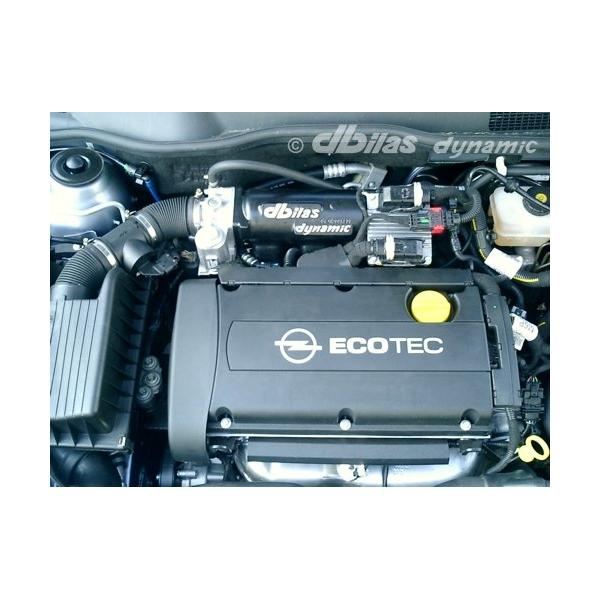 Flowtec Saugrohr Opel Astra G 1,6 16V 76kW Z16XEP