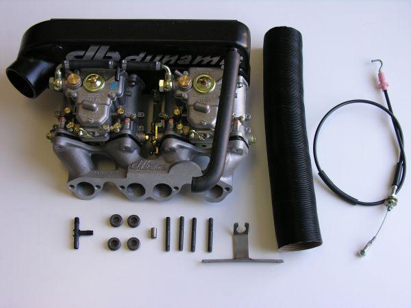 Vergaseranlage VW 1,8 8V
