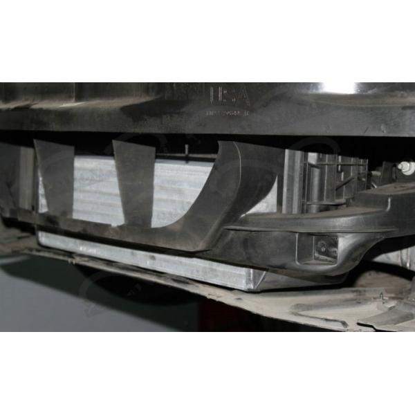 Front Ladeluftkühler Kit für BMW 135i , 335i,325D,330D,330XD