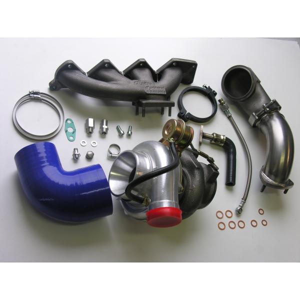 Turbo Kit zum Aufrüsten Opel Z20LEL/Z20LER/Z20LET/Z20LEH mit GT3076 Lader