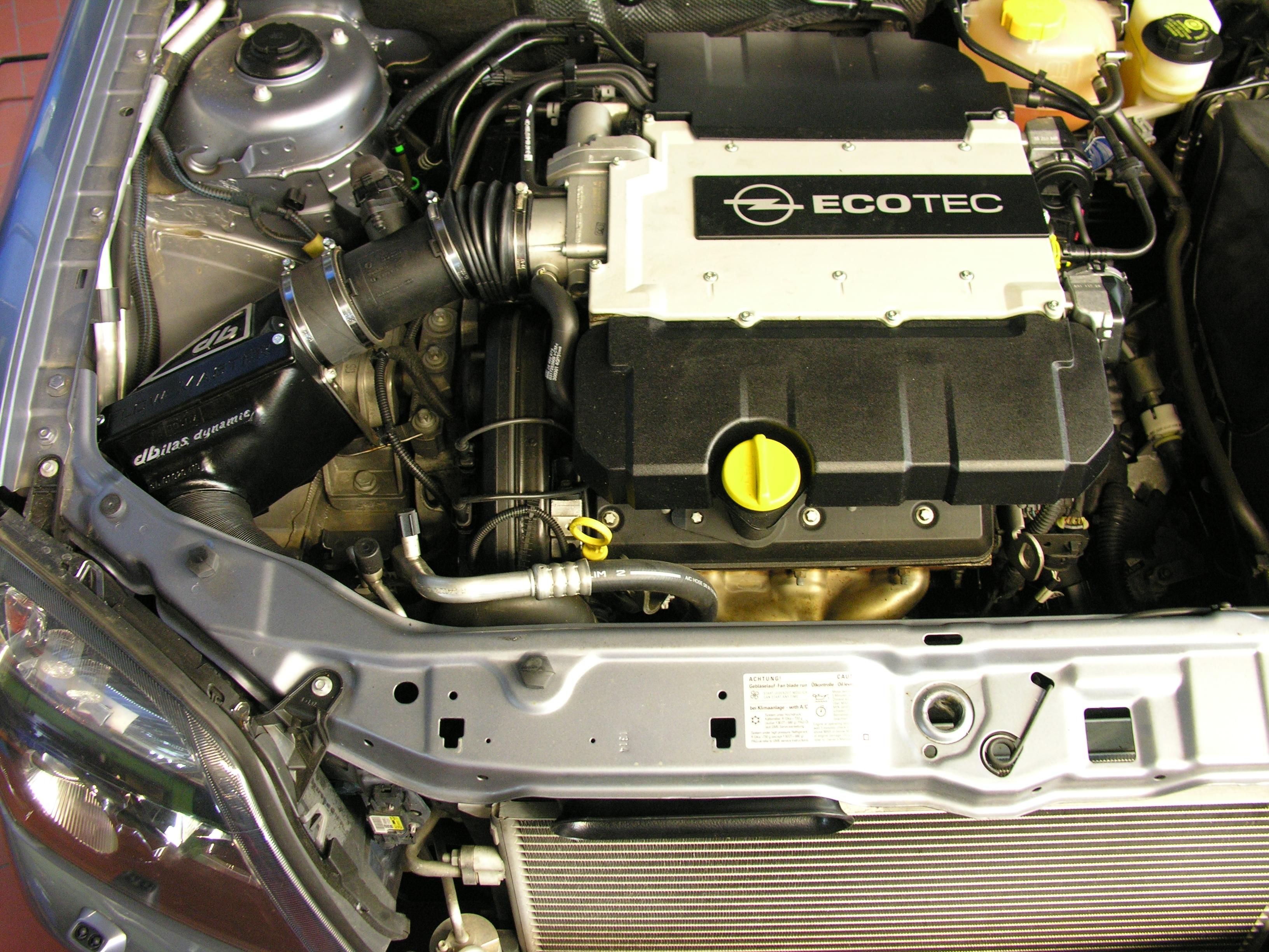 FlowMaster Kit Opel / Vauxhall Vectra C, Signum, Omega B 1 6 - 3 2
