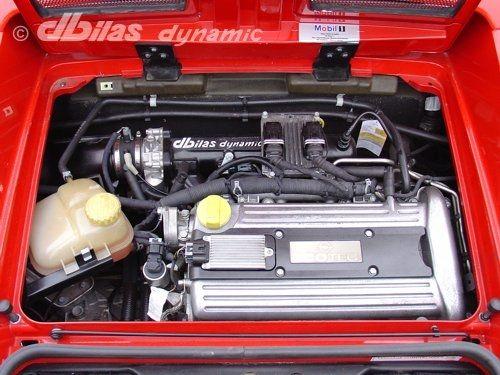 Flowtec Saugrohr Opel Speedster 2,2 16V 108kW Z22SE