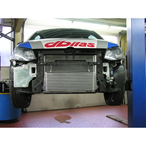Ladeluftkühler kit für VW Polo 6R WRC 2,0 TFSI