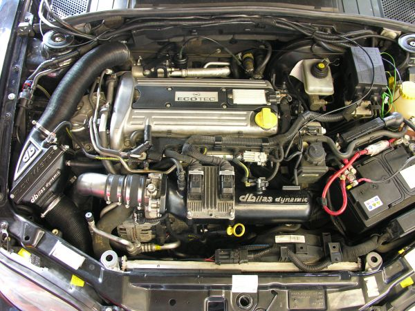 Turbolader System Maxi Edition Opel Astra G, Speedster, Vectra B & C, Zafira A Z22SE