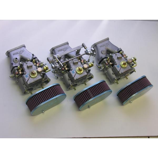 Vergaseranlage Opel CIH 6-Zyl. 2.8 - 3.0 mit Sportluftfilter