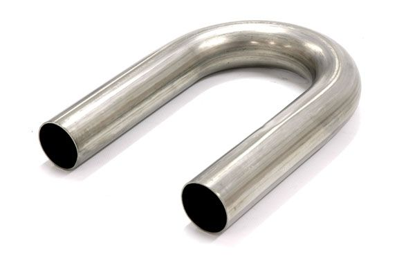 Stahl Rohrbogen 180° Innenradius 75mm