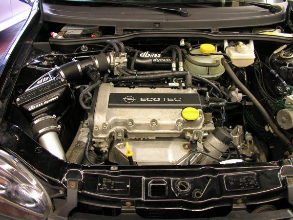 FlowMaster Kit Opel Corsa B X10XE, X12XE