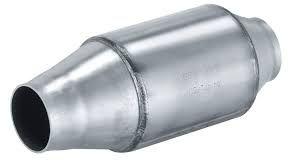 HJS HD Universalkatalysator 200CPSI Ø61.5mm