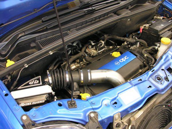 FlowMaster Kit Opel Meriva A OPC Z16LET