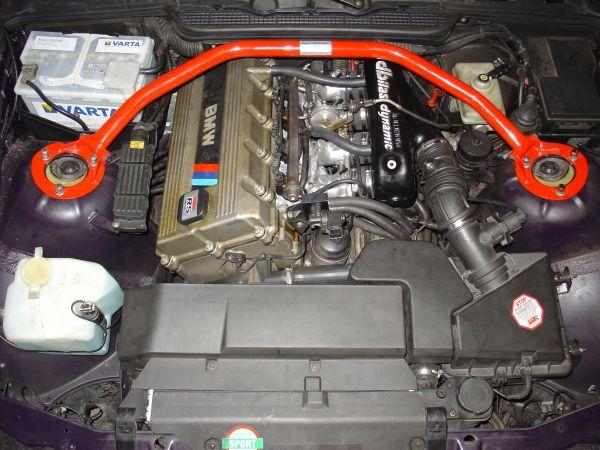 Einzeldrosselklappen- Einspritzung BMW E36 1,9 16V 103kW M44B19