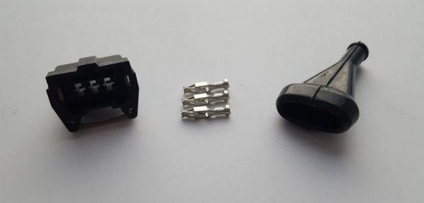 Steckerset mit Pins für Drosselklappenpotentiometer universal