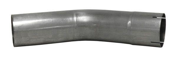 Stahl Rohrbogen 30° mit Muffe