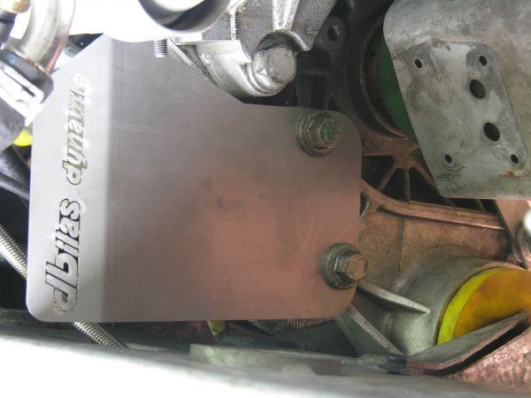 Hitzeschutz für die Schaltseile Speedster Z22SE
