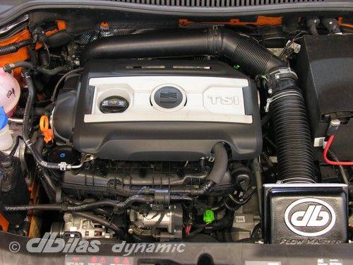 FlowMaster Kit für Audi TT 8J 2,0 TFSI 211PS Motor : CESA