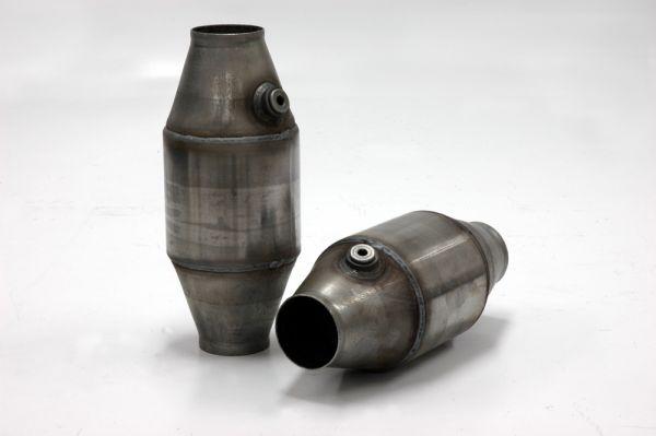 Edelstahl Einschweiß-Katalysator 100 Zellen Ø127mm