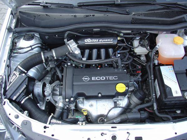 FlowMaster Kit Opel Astra H Z14XEP