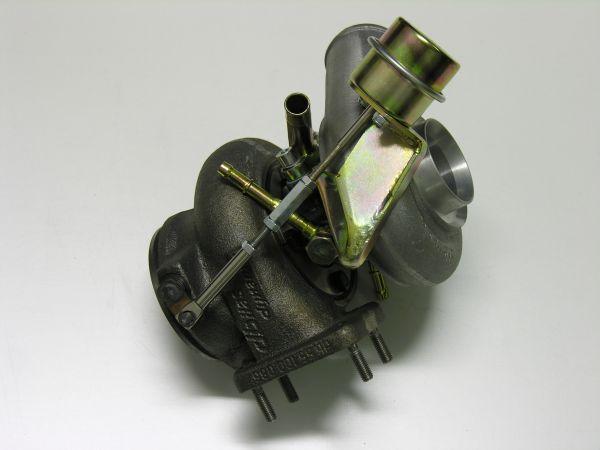 Universal Turbolader inkl. Wastegatedose für Hubraum von 1,2 - 2,0 bis 260PS