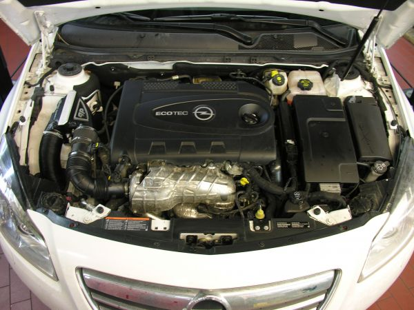 FlowMaster Kit Opel Insignia A20DTx