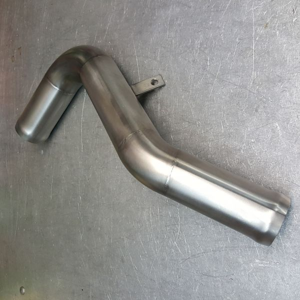 Verbindungsrohr vom Turbolader zum Ladeluftkühler Opel Astra J OPC A20NFT, B20NFT
