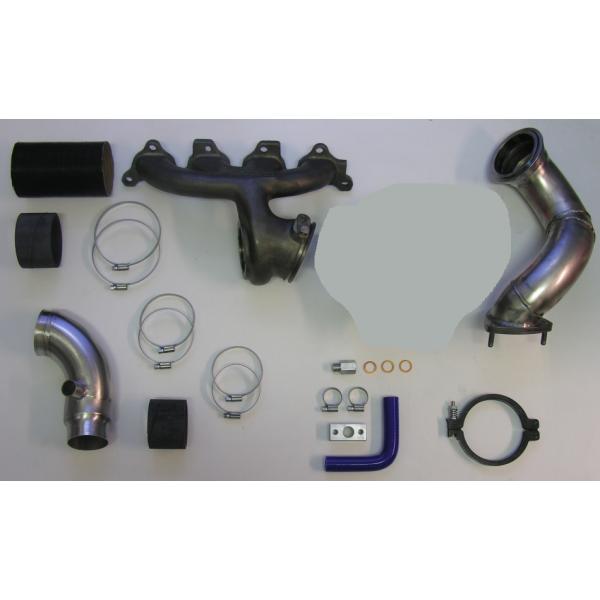 Teile zur Montage des Turbo-Abgaskrümmer mit Abgasgehäuse K04 Z16LEx