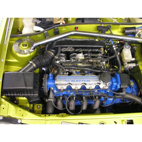 Einzeldrosselklappen- Einspritzung Opel Corsa A 1,6 8V 72kW C16SE (Kit ohne Nockenwelle)